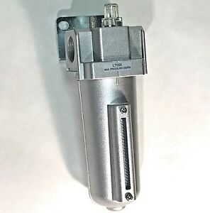 3 4 Compressed Air Lubricator In line Oiler For Air Compressor Tools