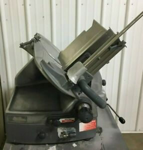 Hobart 2712 Automatic 2 Speed Meat And Cheese Slicer