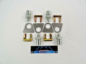 Brake Line Chassis Kit Adapters 3 An To 3 16 Inverted Flare Tab