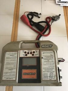Ditch Witch Subsite 950t Underground Cable pipe Locator Transmitter