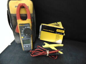 Fluke 375 True Rms Clamp Meter eb45