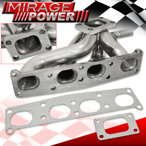 For Mazda 626 Protege Mx6 Fp 1 8 Fs 2 0 T25 Flange Turbo Manifold Exhaust Header