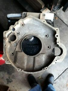 Cummins 4bt Chevrolet Adapter Plate And Flywheel