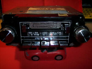 vintage Delco Am Fm Cassette Stereo 1978 87 Gm Oem Serviced New Belts Working
