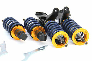 Racing Coilover Suspension Ajustable Kits Fits Honda Civic Em2 Ep3 2001 2005