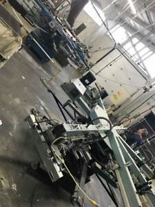 2003 M r Sportsman 6 8s Automatic Screen Printing Press