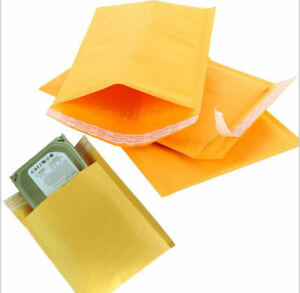 Holesale Self Seal Kraft Bubble Envelopes Mailer Shipping Baghot Sell