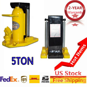 23kg Heavy Duty Hydraulic Machine Toe Jack Lift 5 Ton Top10 Ton Lifting Upgrade