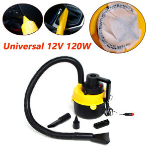 Universal 12v 120w Handheld Wet Dry Electric Super Suction Car Vacuum Cleaner