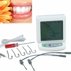 Dental Apex Locator Lcd Dental Endodontic Root Canal Finder Ys rz b Us Stock