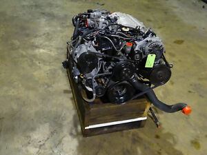 96 97 Ford Mustang V6 3 8l Engine Assembly Good Used Take Out 1996 1997 37