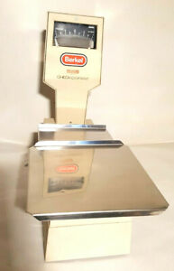 Berkel Ohaus Check o gram Over under Scale Usda Peanuts Nuts Candy Woolworth
