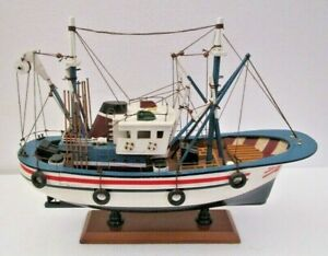 Vintage Style Marine Ship Vessel Boat Model Nautical Maritime 675
