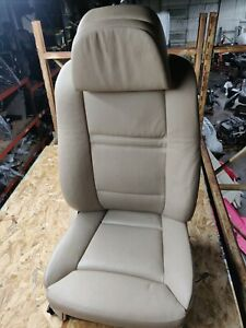 Front Right Passenger Side Heated Electric Seat Oem Bmw E70 E71 Sport Tan Beige