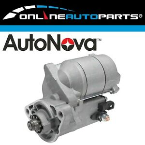 Starter Motor Suits Toyota Townace Yr39 4cyl 3y c 2 0l 1992 1996 Van
