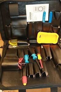 Extech Mn26 Autoranging Multimeter New In Tote With Accessories Tools New L k