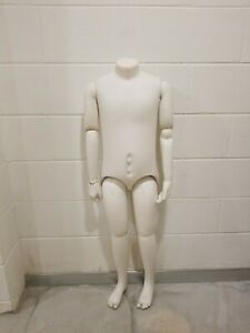 Fusion Specialties Articulated Child Mannequin