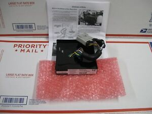 Snoway Snow Plow Pro Control I Wireless Module New With Instructions 96112260