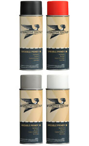 High Build Primer Surfacer Gray Aerosol Spray Auto Body Paint