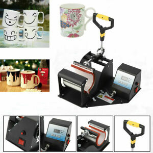 Transfer Sublimation Cup Coffee Mug Heat Press Printing Machine Digital 300w