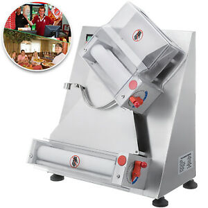 12inch Electrical Pastry Press Machine Pizza Base Dough Sheeter Chapati Sheet