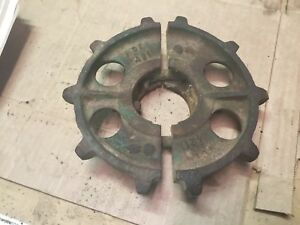 Case Sc Tractor Corn Planter Fertilizer Axle Drive Sprocket Rare Antique