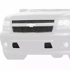 Carriage Works 43022 Billet Aluminum Grille Insert For Chevy Tahoe 2007 2014
