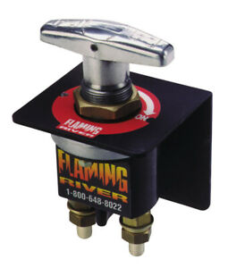 Flaming River Battery Cut off Switch The Big Switch Fr1003