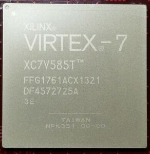 New 1pcs Xc7v585t 1ffg1761i Ic Fpga 585k Virtex7 1761fcbga