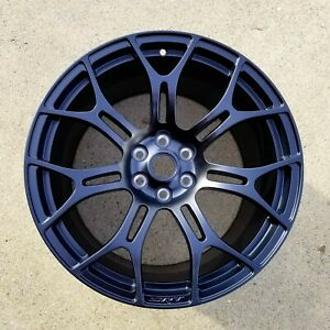 19 Dodge Viper Srt Sidewinder Ii Black Lightweight Wheel Rim 1wr18rxfaa