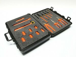 Cementex Insulated Electrical Tool Set 18 Piece Tools Kit