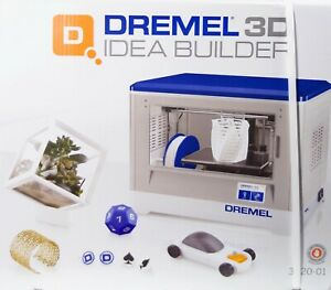 Dremel Digilab 3d20 Idea Builder 3d Printer For Hobbyists And Home Users New