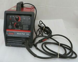 Lincoln Electric Weld pak 100 Mig Welder Wire Feed