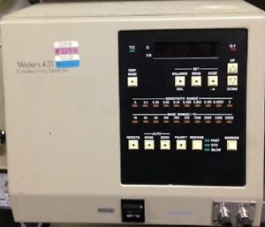 Hplc Detector Waters 431 Conductivity Detector