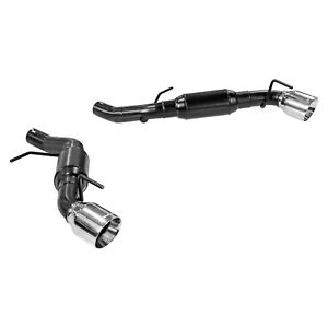 Flowmaster 817751 American Thunder Axle Back Exhaust System Fits 16 18 Camaro