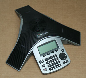 Polycom Soundstation Ip5000 Poe Conference Phone 2201 30900 001 Very Clean