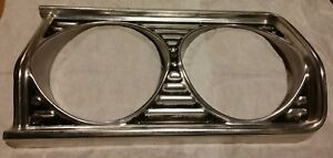 1964 Plymouth Fury Rh Head Light Bezel