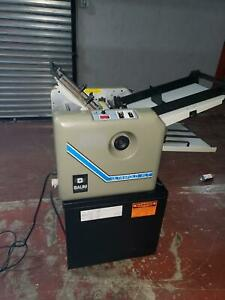 Baum 714xlt Vacuum Feed Folder