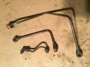 Farmall 560 Tractor Front Power Steering Line Lines