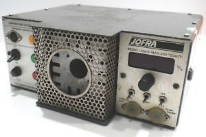 Jofra 200 S Dry Block Temperature Calibrator 200 C 392 F