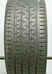 One Used 265 35r18 2653518 Continental Conti Pro Contact Mo Mercedes 6 32 M183