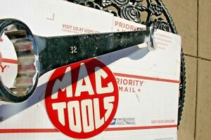 Mac Tools M32cl Combination Wrench Mm