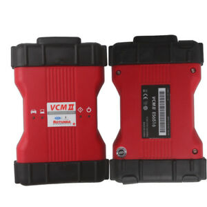 Vcmii Vcm2 Ids V112 Ford Mazda Diagnostic Tool 2in1 With Pincode Calculator