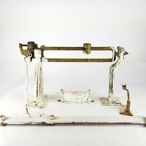 Vintage Fairbanks Morse Mountable Scale Industrial For As Is Parts Or Repair