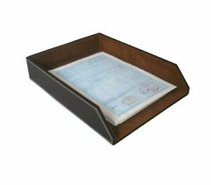 Office Files Documents Container tray Desk Document A4 Print Papers Organizer