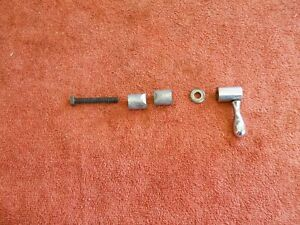 Atlas Craftsman 10 12 Lathe Tailstock Quill Locking Sleeves Bolt Washer