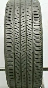 One Used 225 50r17 2255017 Continental Conti Pro Contact Ssr Bmw 8 32 M214
