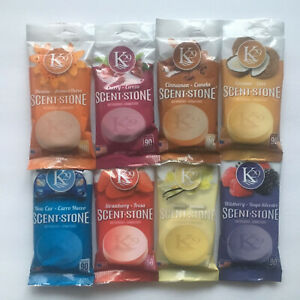 12 Pack K29 Keystone Scent Stone pastillas Car Office And Home Air Freshener