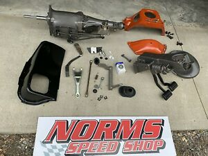 Mopar 4 Speed Transmission Kit 1971 74 B Body Charger Roadrunner Bench Seat