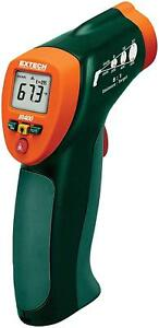 New Extech Ir400 Mini Ir Thermometer Built in Laser Pointer 4 To 630f 8 1